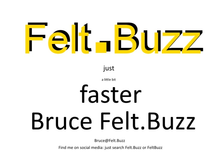 feltbuzz faster8