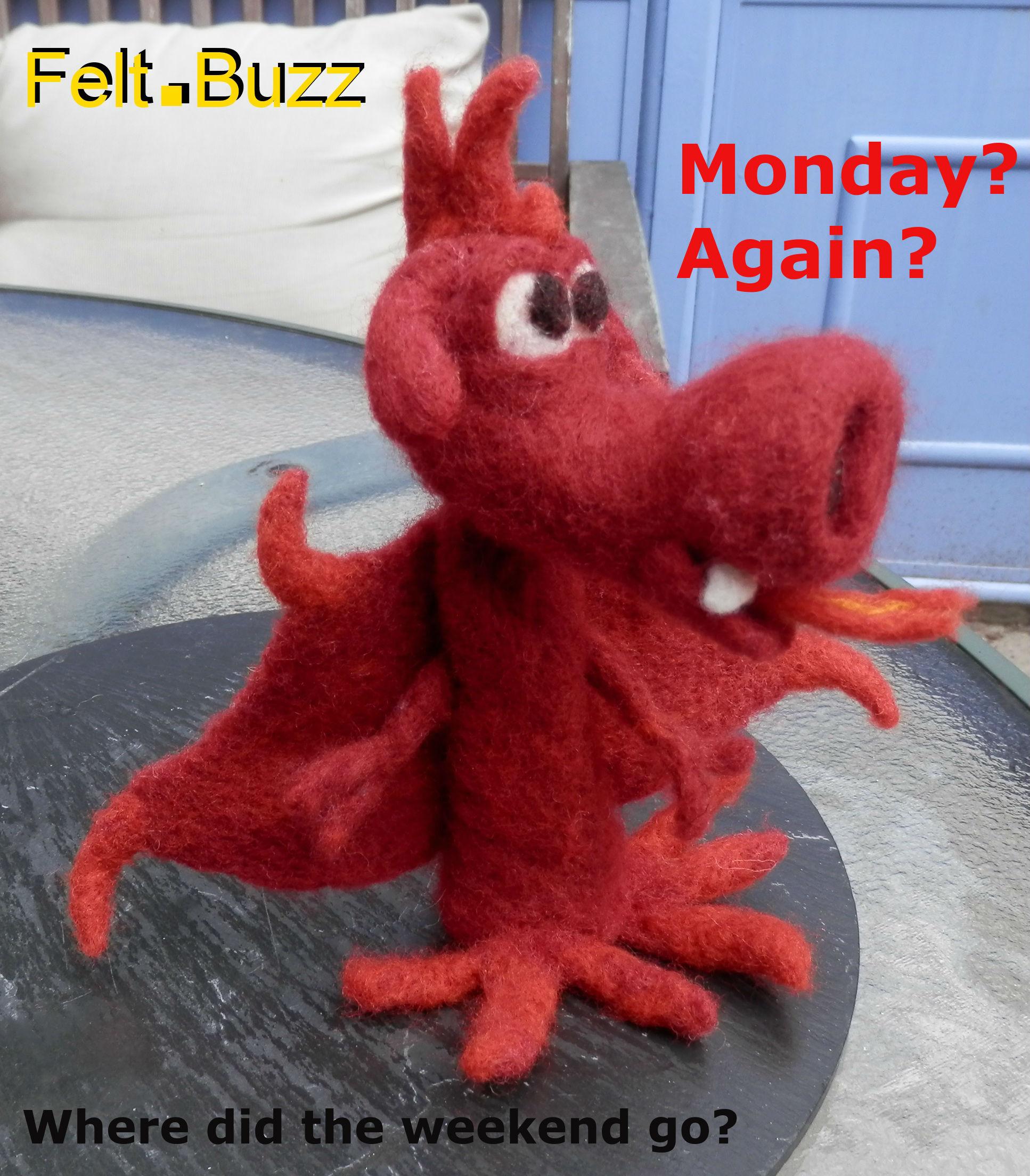weekend go Monday