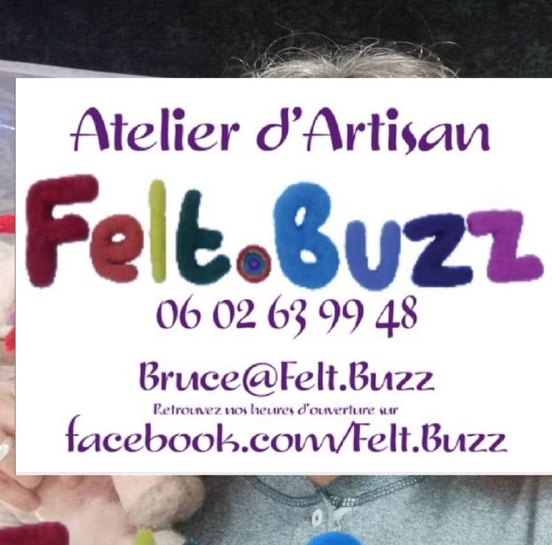 L'atelier de Felt.Buzz, 3 place des arbres, Felletin